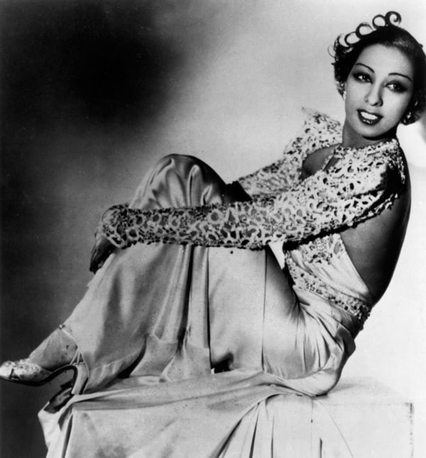 Undercover Spies: Burlesque During Wartime - Josephine Baker