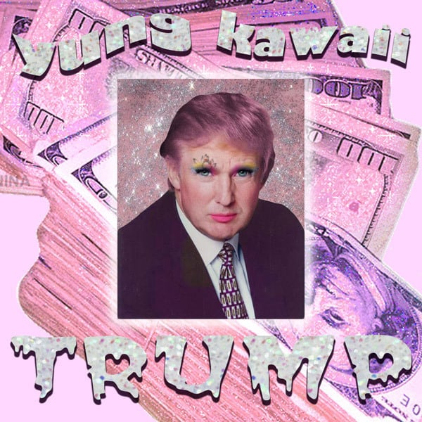 Kawaii Trump: How Kawaii Fashion is Fast-Becoming a Global Movement