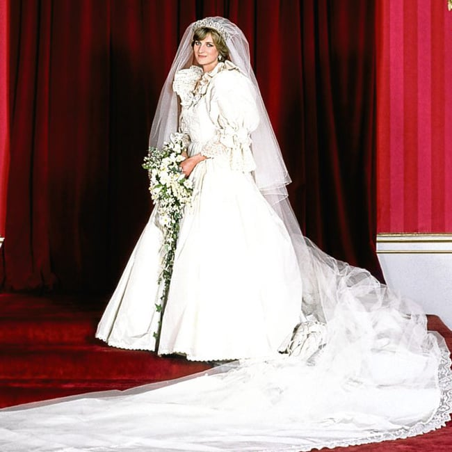 DIana's Lolita Style Wedding Gown