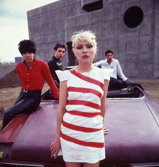 Blondie: Mod style