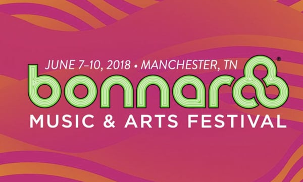 2018 Festivals You Don't Wanna Miss: Bonnaroo