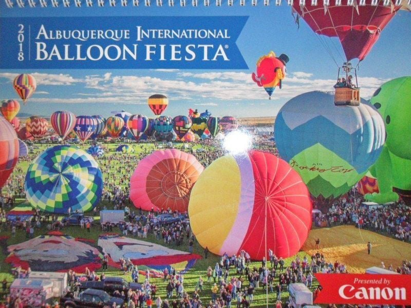 2018 Festivals You Don't Wanna Miss Balloon Festival