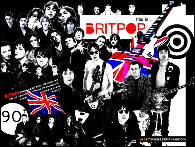 Image result for britpop