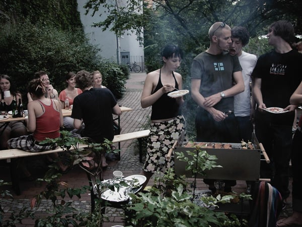 How to Host an Acoustic Gig and a Rock 'n' Roll Summer BBQ