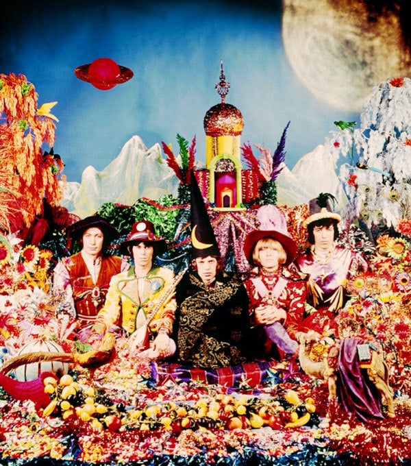 their satanic majesties request