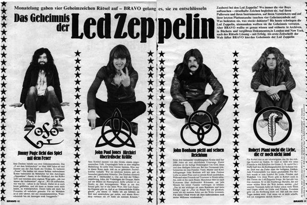 Led Zep: A Look at Rock's Fascination with the Occult