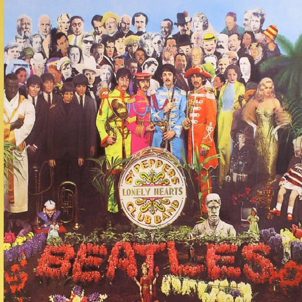 A Look at Rock's Fascination with the Occult: sgt pepper