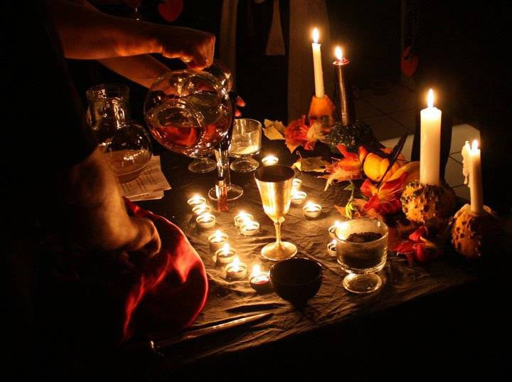 Ways to Celebrate Samhain: A feast for The Dead
