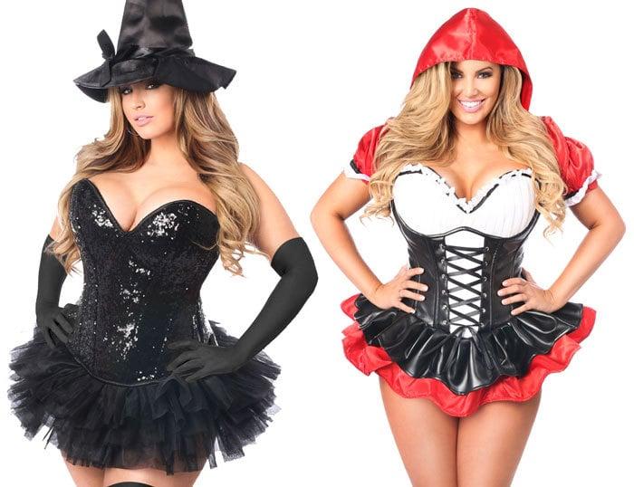 Halloween corsets