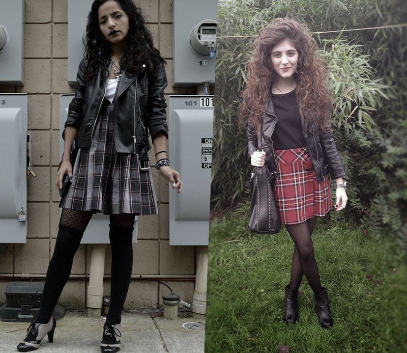 fall fashion: grunge looks