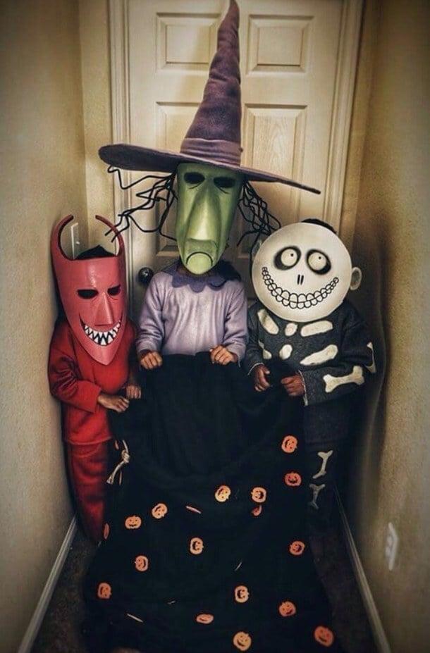 tim burton halloween costumes