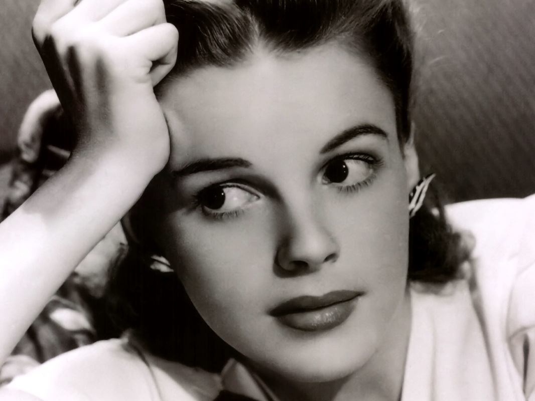 All about 40s Fashion: judy garland