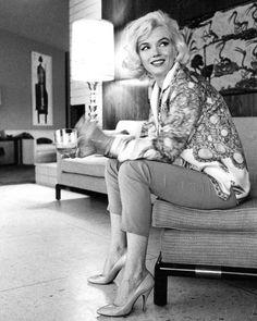 1950s capris