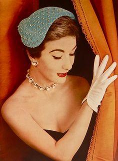 50s fashion accessories