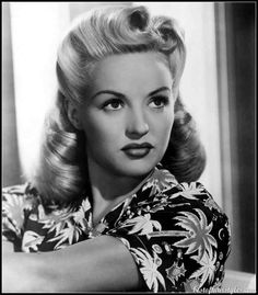 What Were The Most Popular Hairstyles Of The 1940s