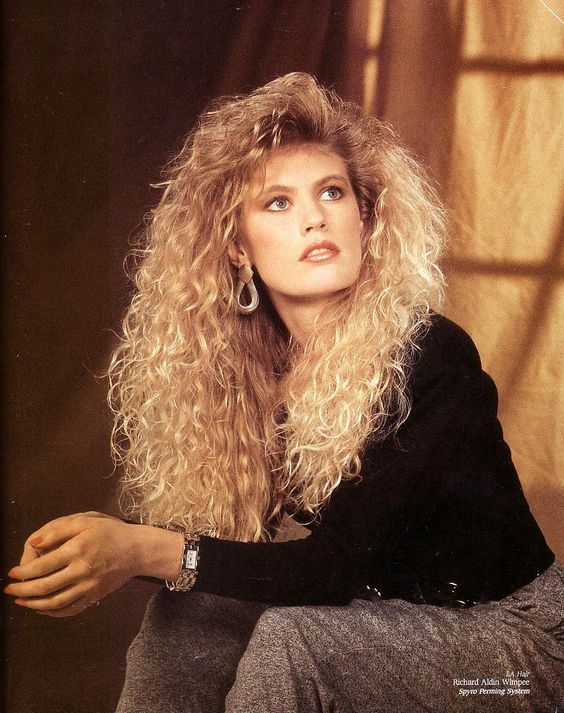 How to Get 80s Hair: Most Popular Hairstyles for Men and Women