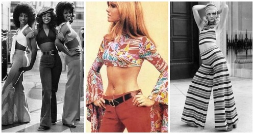 A Quick and Dirty History of 1970's Glam Fashion