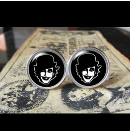 Adicts Band Cuff Links Men,Wedding,Groomsmen,Groom