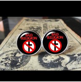 Bad Religion Cuff Links Men,Wedding,Groomsmen,Groom