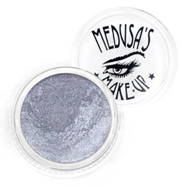 Sparkly Silver Eye Dust