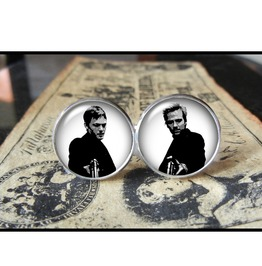 Boondock Saints Veritas Aequitas Cuff Links Men,Wedding