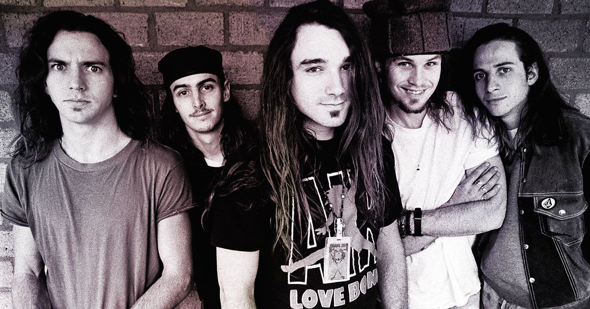 How to Achieve A 90s Pearl Jam Look In Three Simple Steps  RebelsMarket