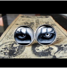 Marilyn Manson Eyes Cuff Links Men,Wedding,Groomsmen