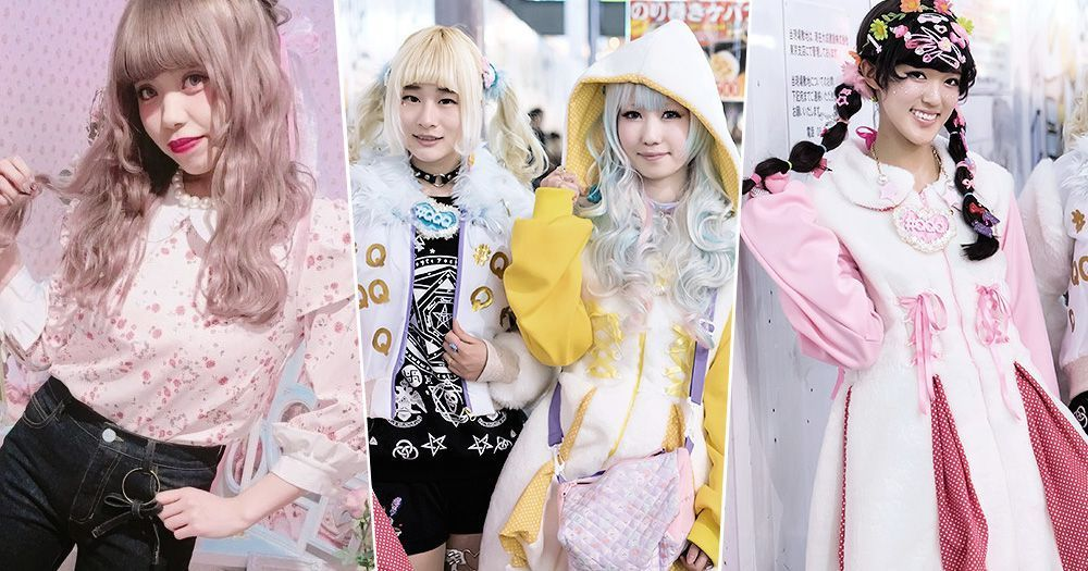 The Cuteness Revolution: How Kawaii Fashion Is Fast-Becoming A Global Movement