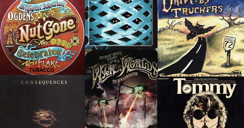 5 Concept Albums You Need In Your Life