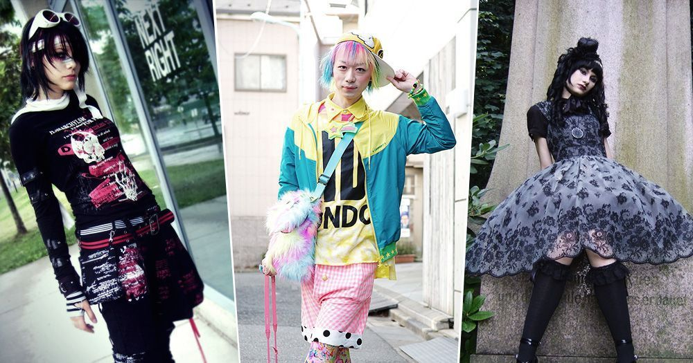 A Blend Of Cute And Evil: Dark And Adorable Goth Kawaii Fashion Trends