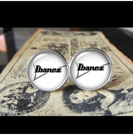 Ibanez Guitars Cuff Links Men,Wedding,Groomsmen,Groom