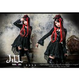 Lolita Fairy GOTH Princess Diary Love Serenade Petite Ball Gown Dress HA145