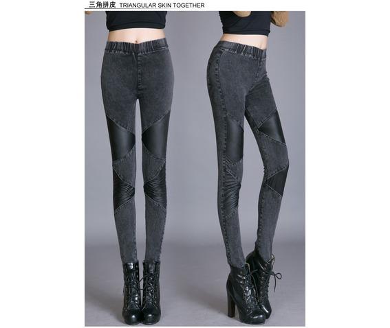 stylish_patchwork_slim_denim_pants_leggings_3.JPG