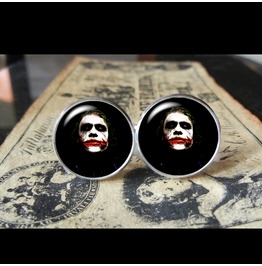 Joker Cuff Links Men,Wedding,Groomsmen,Gifts,Groom