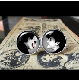 Joker Vs. Joker Cuff Links Men,Wedding,Groomsmen,Gifts