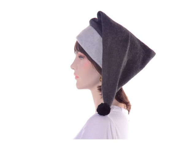long_gray_stocking_cap_two_tone_warm_winter_hat_hats_caps_6.JPG