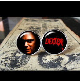 Dexter T.V Series Cuff Links Men,Wedding,Groomsmen,Gift