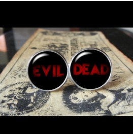 Evil Dead Movie #2 Cuff Links Men,Wedding,Groomsmen