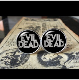 Evil Dead Movie #1 Cuff Links Men,Wedding,Groomsmen