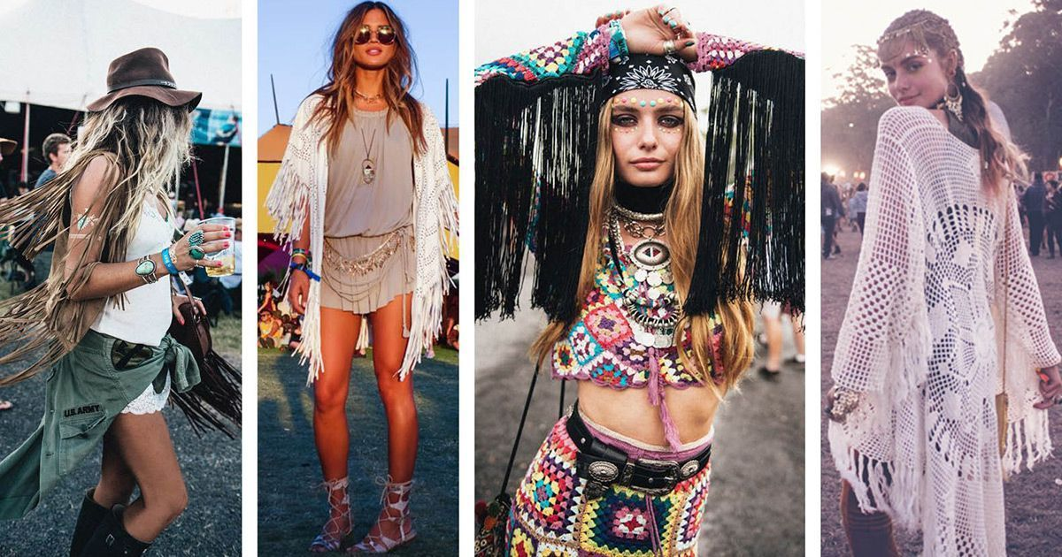 Fringed Outfit Ideas For Summer
