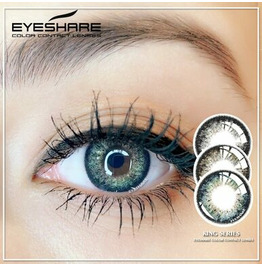EYESHARE Natural Color Contact Lenses for Eyes Beauty Cosmetics