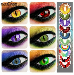 EYESHARE HALLOWEEN Series Soft Cosplay Contact Lenses Color Contacts