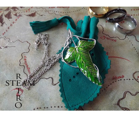 lord_rings_legolas_green_leaf_brooch_necklace_pendants_2.jpg