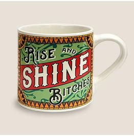Rise & Shine Ceramic Mug