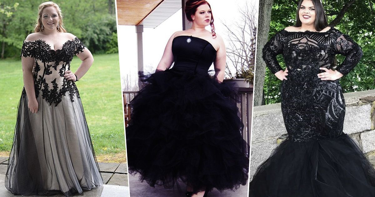 Shopping for a plus size prom dress read this first