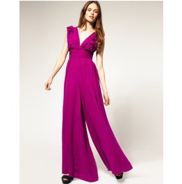 2014 Fashion Women Jump Suit