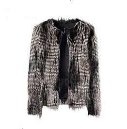 Punk Style Women Fashion Jacket