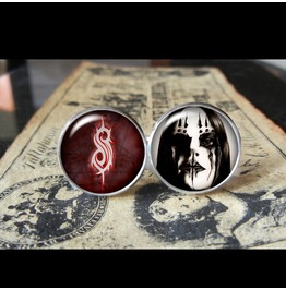 Slipknot Joey Jordison Cuff Links Men,Wedding,Groomsmen