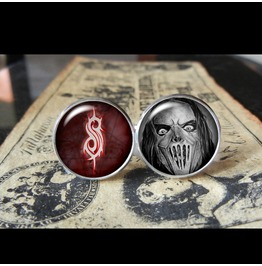 Slipknot Mick Thompson Cuff Links Men,Wedding,Groomsmen