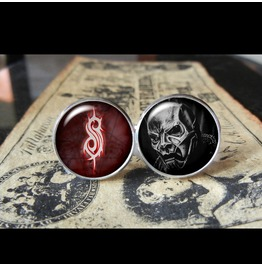Slipknot Sid Wilson Cuff Links Men,Wedding,Groomsmen
